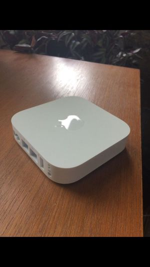 Apple Airport Express Internet Router