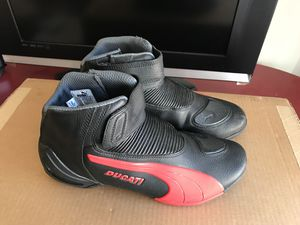 Puma Ducati Ankle Boots US Size 10 for $55 or Best Offer