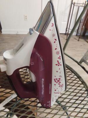 Rowenta iron from QVC..