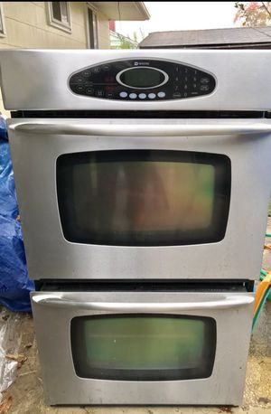 Maytag electric double wall oven