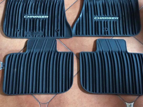 dodge charger all season original car floor mat ( auto parts ) in
