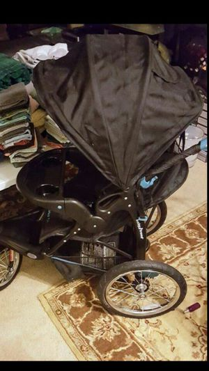 Brand New Expedition Baby trend jogging stroller