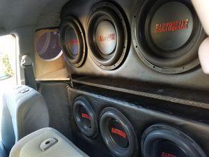 Dbxi12d dual 4ohm subwoofer