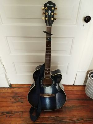 Ibanez Acoustic/Electric Guitar