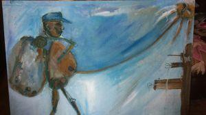James Barth painting 1997