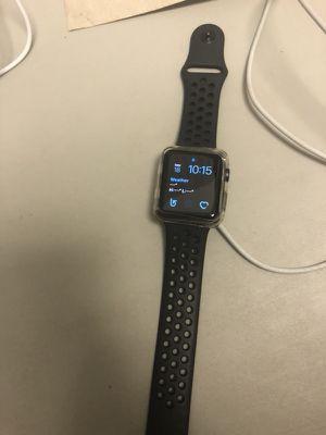 42 ml Apple Watch series 3 Nike band