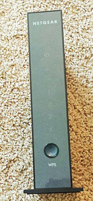 Netgear N300 wireless router WNR2000