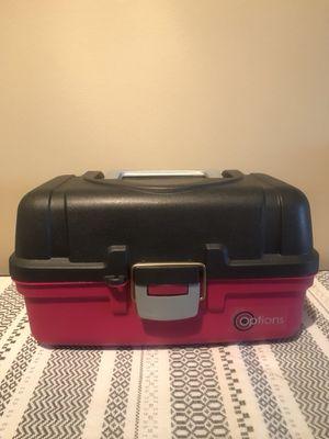 Pink toolbox!