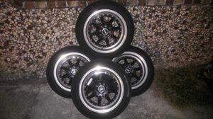 Sweet Rims n tires