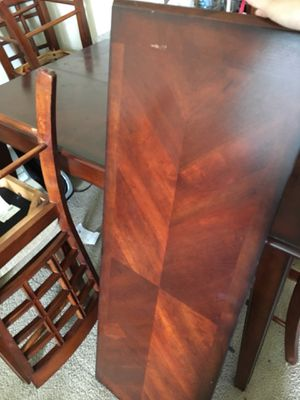 Table for sale with extension