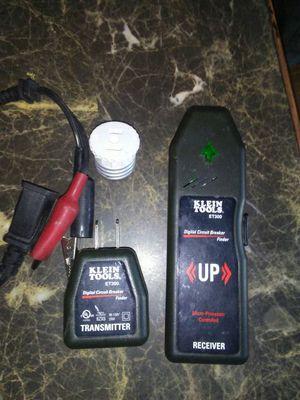 Circuit breaker finder & accessories