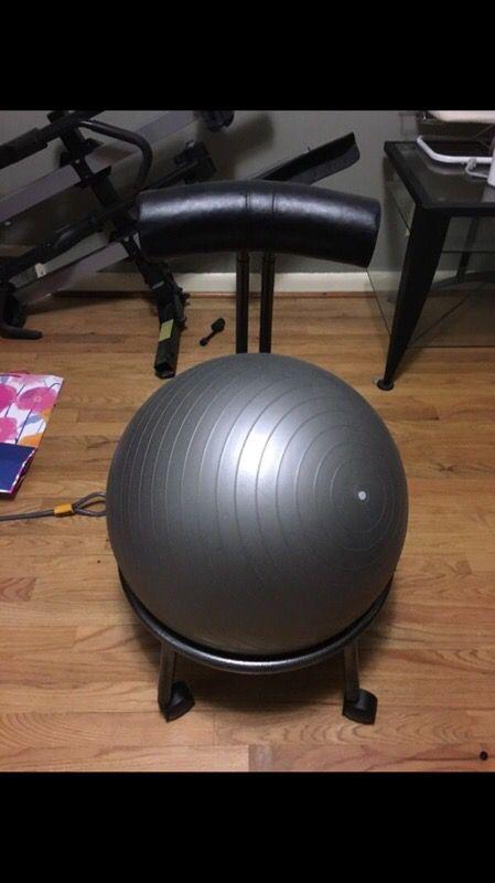 Office Balance Ball Chair Furniture In Seattle WA
