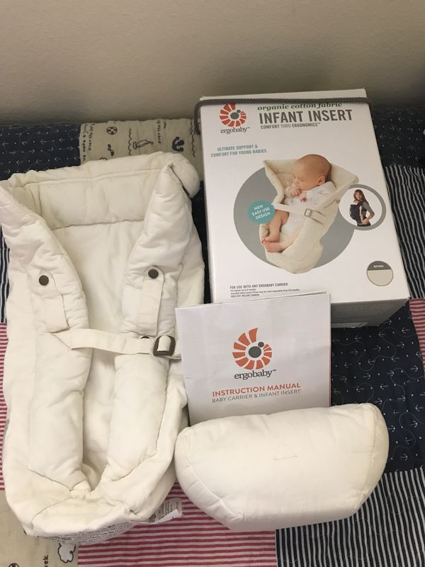 Ergobaby Infant Insert Baby Kids In Irvine Ca