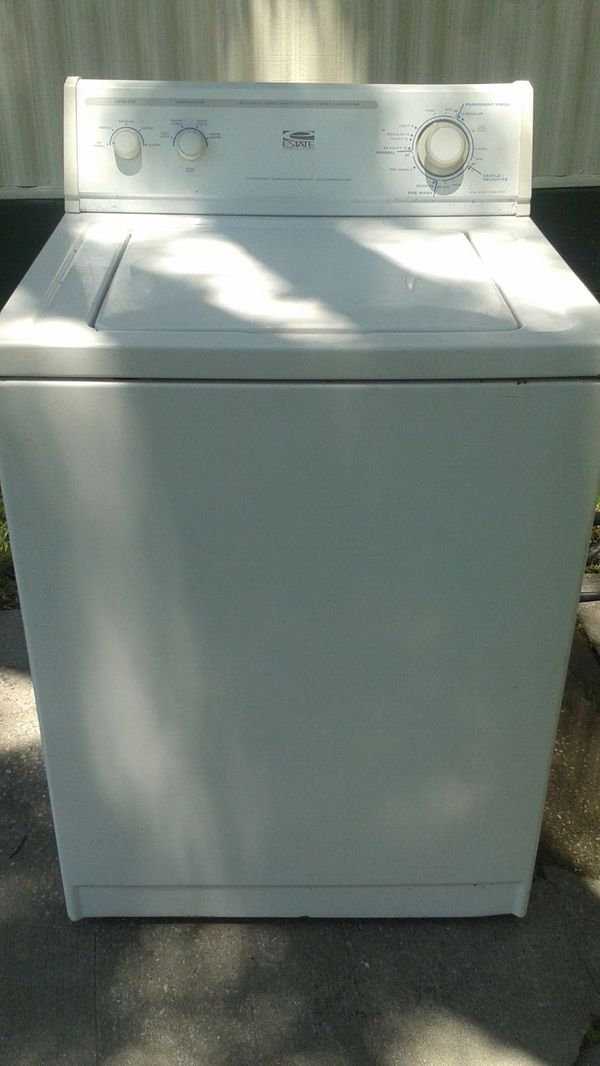 Estate Washer Appliances In Hudson Fl Offerup