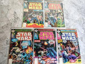 Comic Book Lot - Star Wars