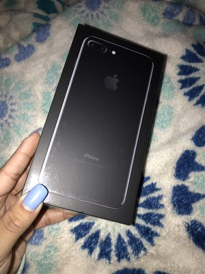 Iphone 7plus brand new boost mobile