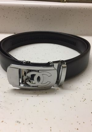 Channel belt mens
