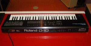 Roland D-10 5 octavas de alta calidad