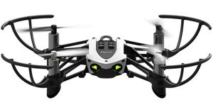 100% Working LIKE NEW Parrot Mambo Fly Quadcopter Drone w Battery + All Original Accessories