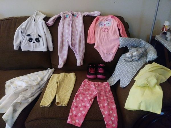 Big Box Of Baby Clothes Baby Girl Baby Kids In Lexington Ky