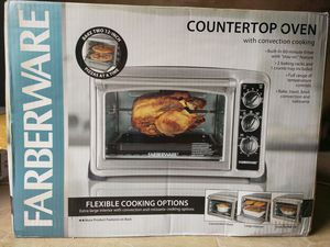 Countertop Oven with Convection cooking