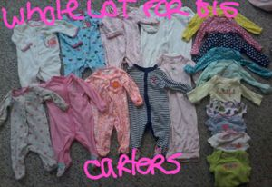 Newborn Baby Girl Carters