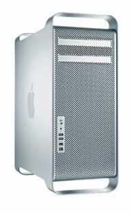 2008 Mac Pro Quad Core W 1tb Hdd