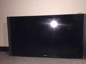 """55"""" inch Sony TV. No Stand but works great! Basically brand new."""