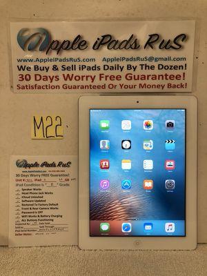 M22 - iPad 2 64GB Cell-ATT