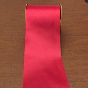 Red Florist Ribbon
