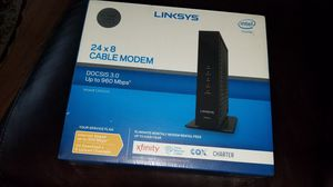 Linksys 24× 8 Cable Modem