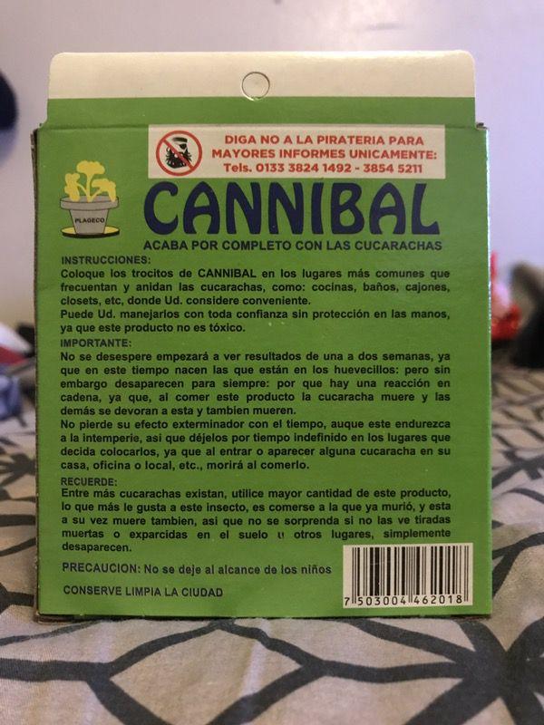 Veneno Para Cucarachas Cannibal Home Amp Garden In Los