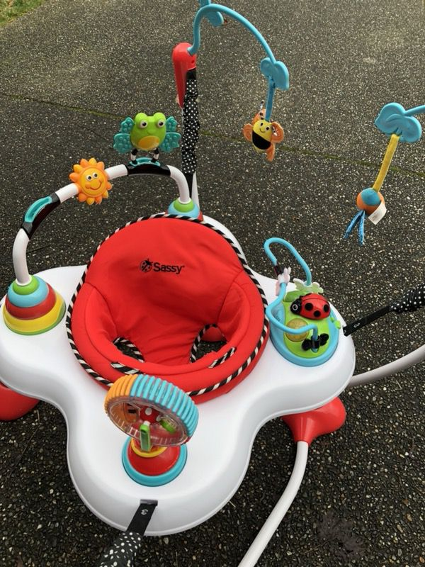 Baby bouncer and doorframe adapter (Baby & Kids) in Everett, WA ...