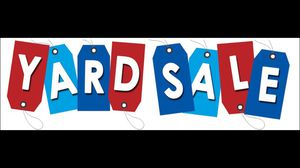 Yard Sale Union Park