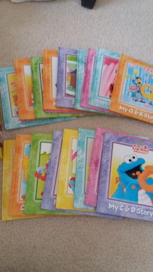 Elmo's Learning Books and Activity Cards