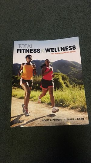 Total fitness and wellness 7th edition
