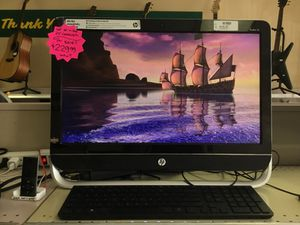 "All in One HP 23"" Computer"
