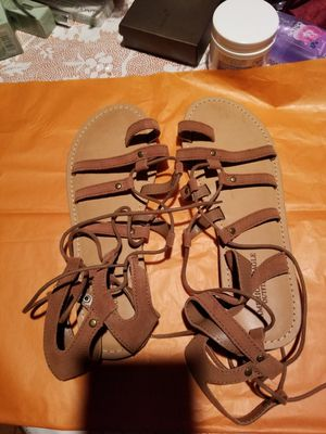 American eagle sandals size 8 new