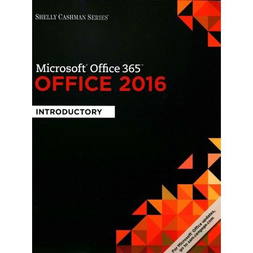 Shelly Cashman Microsoft Office 365 2016 Introductory Pdf Free Series