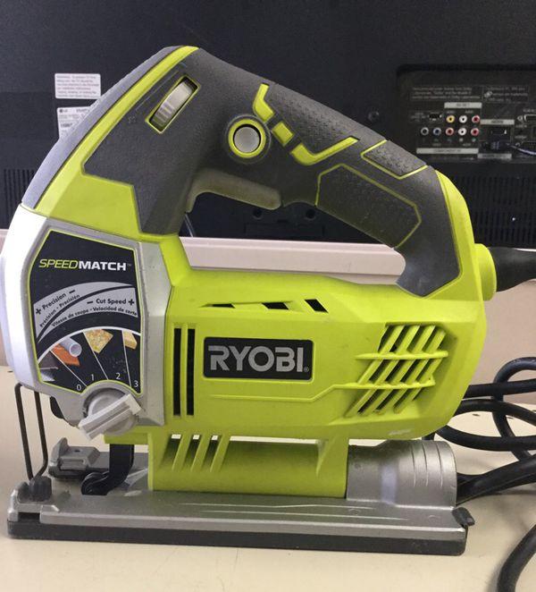 Ryobi JS651L1 Jigsaw