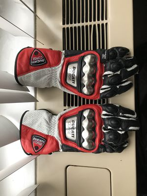 Ducati Corse Gloves Size M for $105 or Best Offer