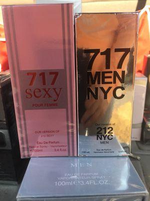212 men women