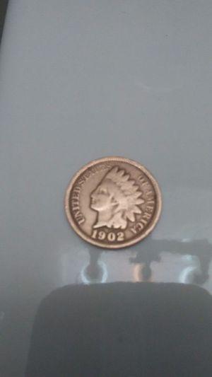 Un centavo del 1902