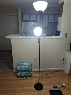 Standing lamp (including bulbs)