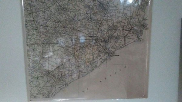 Large detailed map of southeast Texas Photography in Pasadena TX