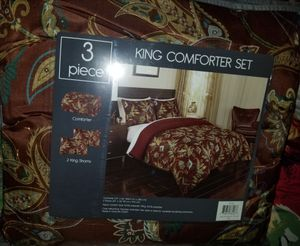 King Conforter 3 Pieces Set
