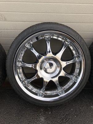 225/35/20 20Inch Wheels