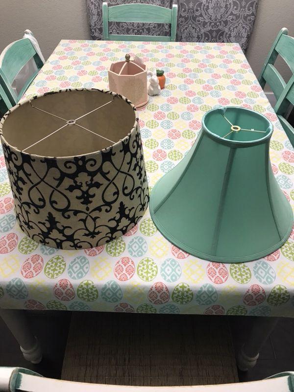 Lamp shades 2 household in san antonio tx offerup lamp shades 2 aloadofball Gallery