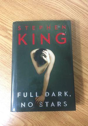 Stephen King Full Dark, No Stars