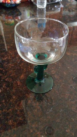 Set of 12 Margarita Glasses